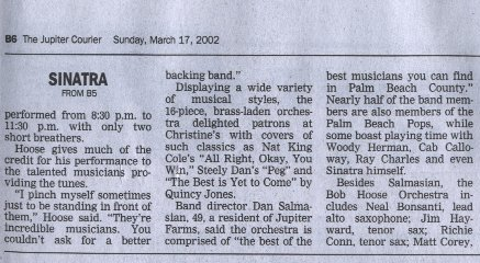 Jupiter Courier - March 17, 2002