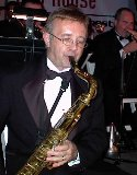 Jim Hayward - Tenor Saxophone