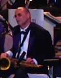 Richie Conn: Tenor Saxophone